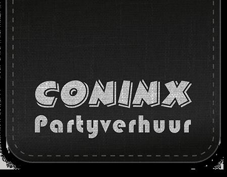 Coninx partyverhuur